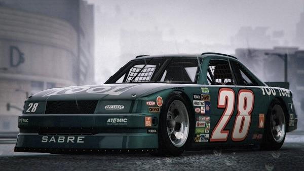 Declasse Hotring Sabre - Supersportive GTA Online