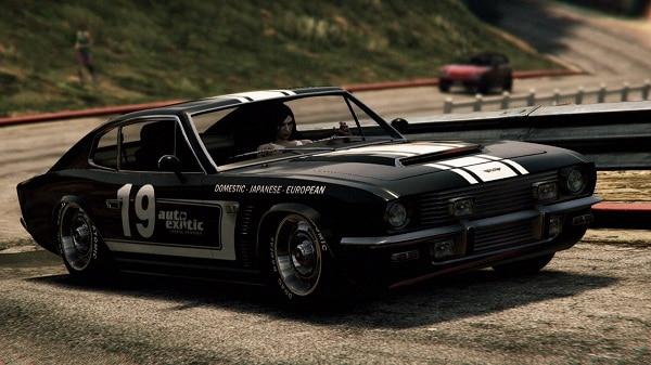 Dewbauchee Rapid GT classique - Sportive GTA Online Bonus