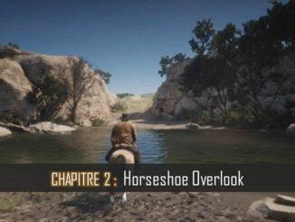 Guide complet RDR2 chapitre 2 Horseshoe Overlook missions et soluces en vidéo