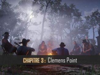 Guide complet RDR2 chapitre 3 Clemens Point - missions et soluces en vidéo