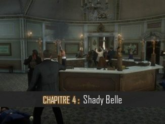 Guide complet RDR2 chapitre 4 Shady Belle - missions et soluces red dead redemption 2