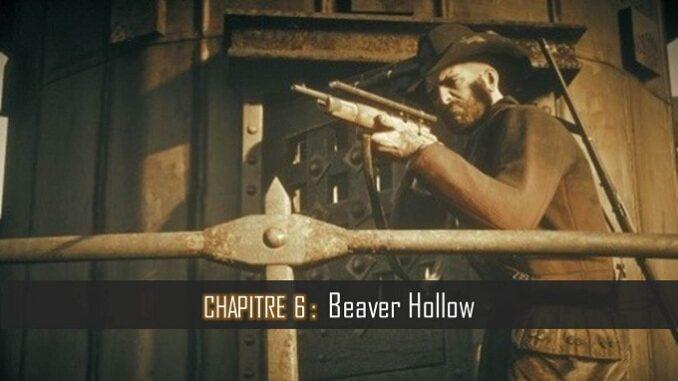 Guide complet RDR2 chapitre 6 Beaver Hollow - wiki-missions et soluces en vidéo