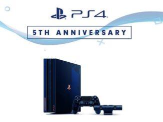 La PlayStation 4 fête ses 5 ans Nouveau bundle Call of Duty Black Ops 4