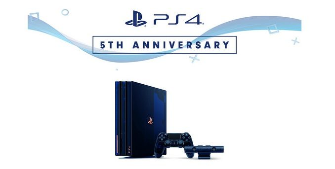 La PlayStation 4 fête ses 5 ans Nouveau bundle Call of Duty Black Ops 4