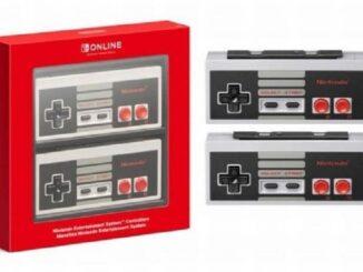 Manettes NES Nintendo Entertainment System en précommandes