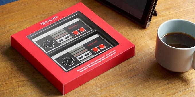 Manettes NES Nintendo Switch