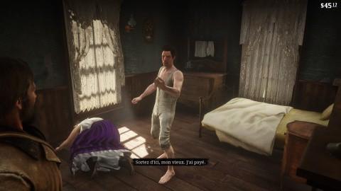 Red Dead Redemption 2 Chapitre 2 Mission La bonne société, façon Valentine Retrouver Karen dans l'hôtel