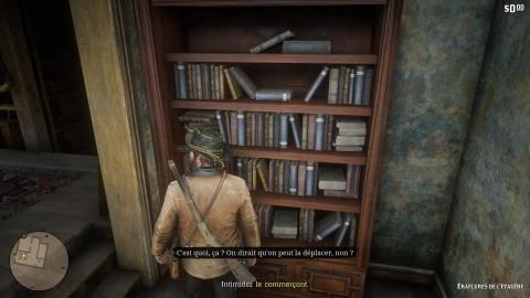Mission Un frère dans le besoin - Passage secret
