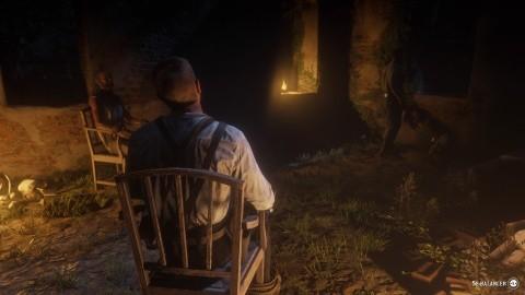 Red Dead Redemption 2 Chapitre 5 Mission Une sauvagerie sans limite