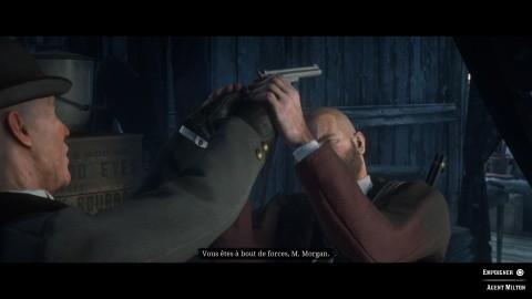RDR2 Chapitre 6 Mission Red Dead Redemption -Se Libérer de l'agent Milton