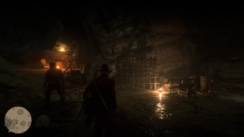 Red Dead Redemption 2 Chapitre 5 Mission En territoire Murfree