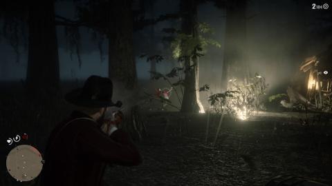 Red Dead Redemption 2 Chapitre 5 Mission Un bonheur éphémère