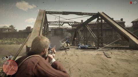 Red Dead Redemption 2 Chapitre 6 Mission Heure de visite