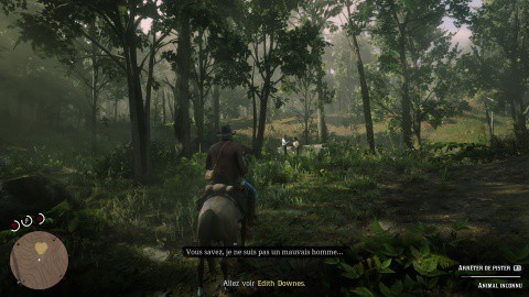 Red Dead Redemption 2 Chapitre 6 Mission Ne cherche pas l'absolution