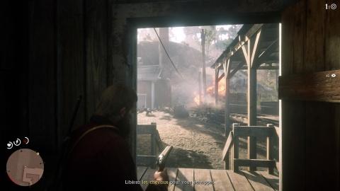 Red Dead Redemption 2 Chapitre 6 Mission Une visite de courtoisie