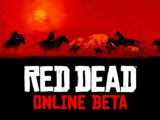 bêta Red Dead Online Beta