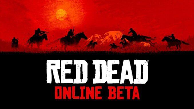 bêta Red Dead Online Beta