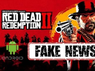Faux APK - télécharger Red Dead Redemption 2 version Android et iOS
