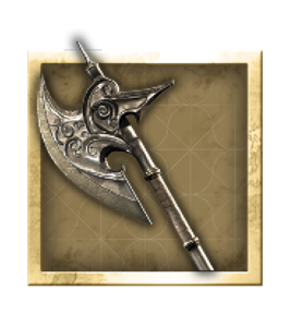 AC Odyssey armes legendaires Lames lourdes Hache Elyséenne
