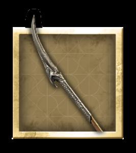 Armes légendaires Assassins Creed Odyssyey Faux-de-Griffon