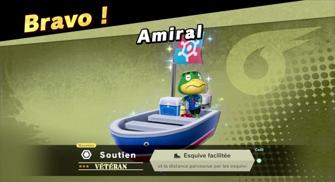 Amiral - Guide combats Super Smash Bros Ultimate World of Light