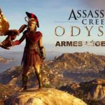 Armes légendaires Assassin's Creed Odyssey