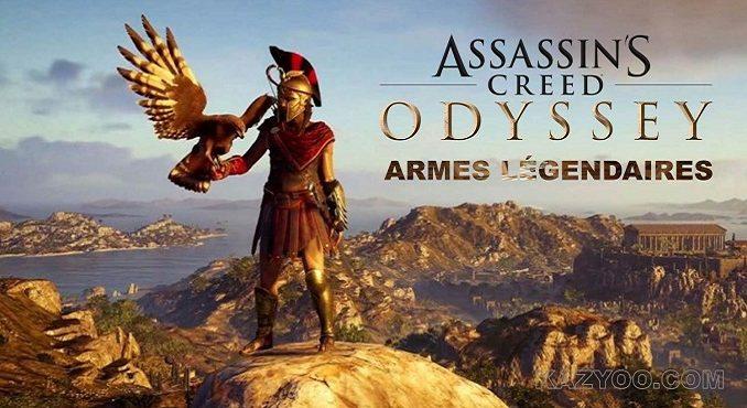 Armes légendaires Assassin's Creed Odyssey