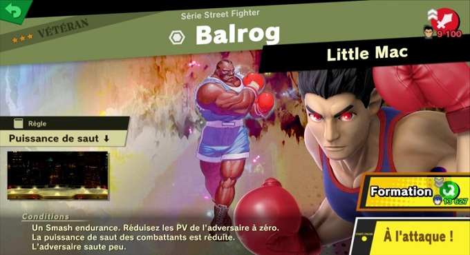 Balrog - Guide combats Super Smash Bros Ultimate World of Light