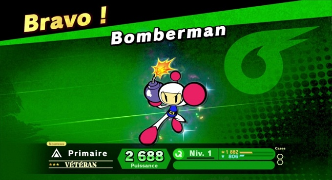 Bomberman - Guide combats Super Smash Bros Ultimate World of Light