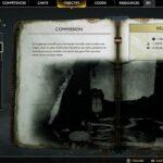 Carte au Trésor Commission – Cavernes oubliées