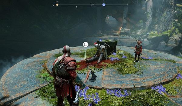 Carte au Trésor Sans fermer l'œil - Guide God Of War 4