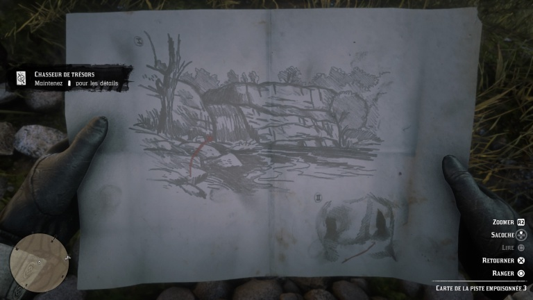 Carte n°3 Serpent Mound