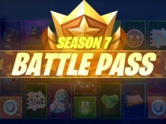 Fortnite saison 7 - Patch 7.0 - Mise à jour