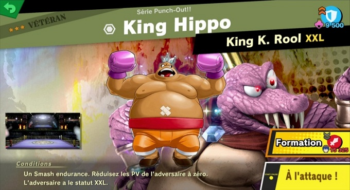 King Hippo - Guide Astuces combats SSBU World of Light