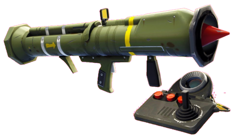 Missile guidé Armes explosives Fortnite