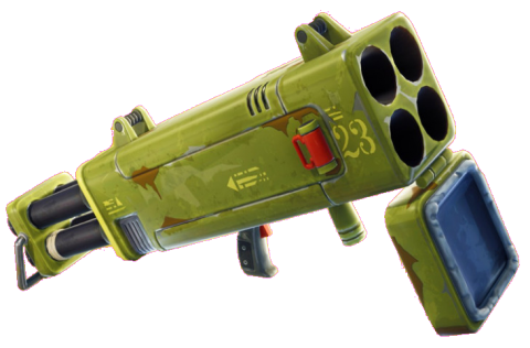 Quadrilanceur Armes explosives Fortnite