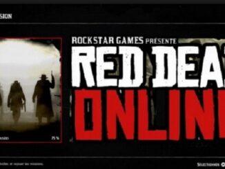 Solution Bloqué à 75% dans le mode histoire Red Dead Online