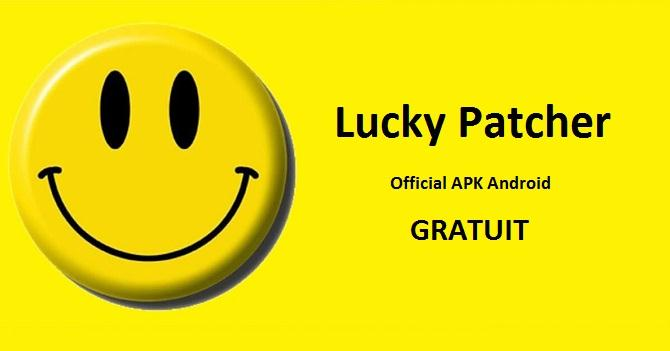 Télécharger Lucky Patcher official APK android