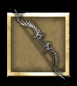 Armes légendaire Arc d'AHadès AC Odyssey