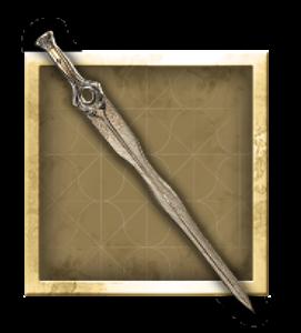 armes légendaires AC odyssey Épée de Damoclès