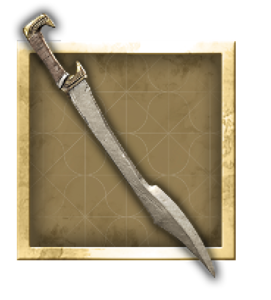 assassins creed odyssey armes legendaire Épée de Nikolaos