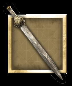 armes légendaires assassins creed odyssey Xiphos de la gorgone