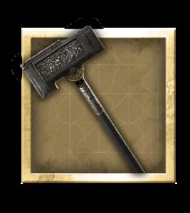 assassins creed odyssey armes legendaire Massue lourde Marteau de Jason