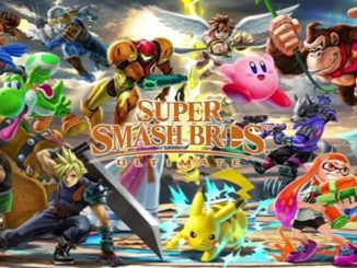 personnages Super Smash Bros Ultimate 2018