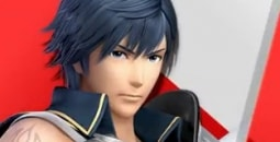 Super Smash Bros Ultimate Chrom