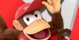 super smash bros ultimate diddy-kong