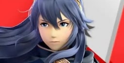 Lucina Super Smash Bros Ultimate