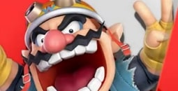 super smash bros ultimate Wario