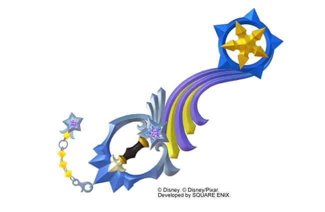 Arme Keyblade Kingdom Hearts III