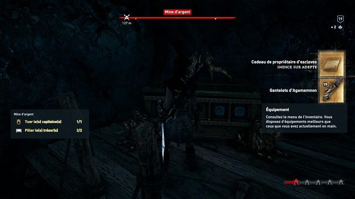 Assassin's Creed Odyssey Coffre-légendaire Attique